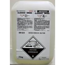 超濃縮抗硬水液態洗劑 DW330CLEANAID DW330