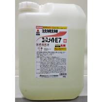 E7 chlorine foaming detergent