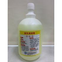 氯性消毒劑6%-塩素除菌剤6%